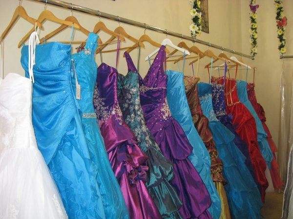 Here are a few of our Quinceanera Dresses. We currently have four lines to choose from. I just love...