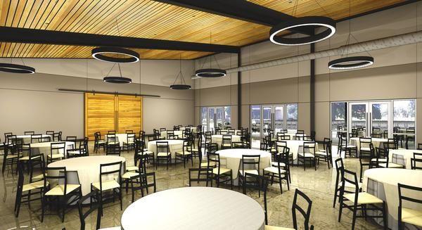 Event Center - Interior