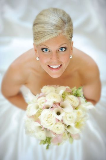 Fresh bride