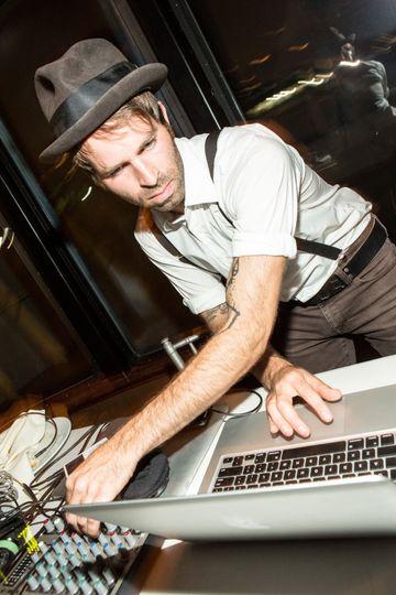 DJ Jesse Perlstein