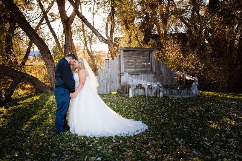Wyoming Ranch Wedding