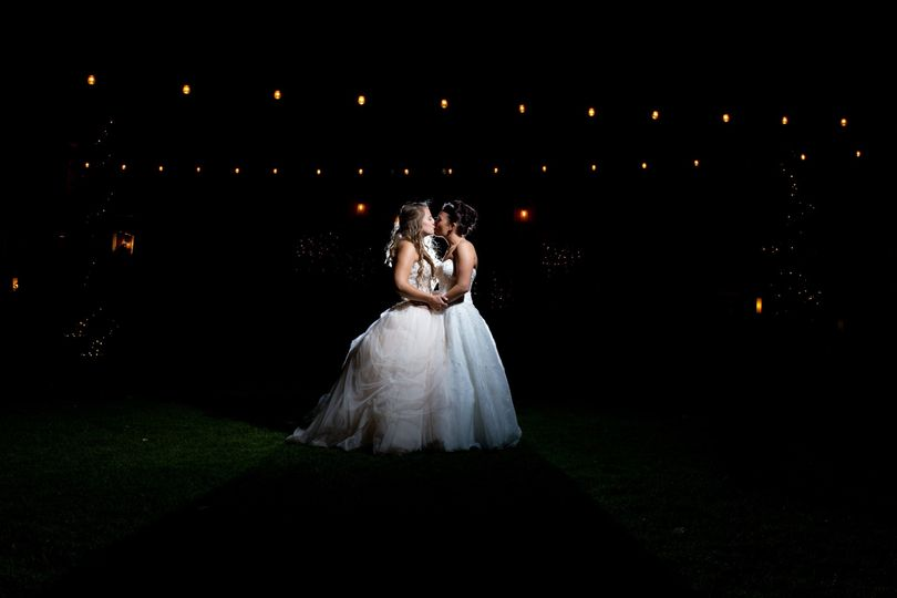 Raccoon Creek Same-Sex Wedding
