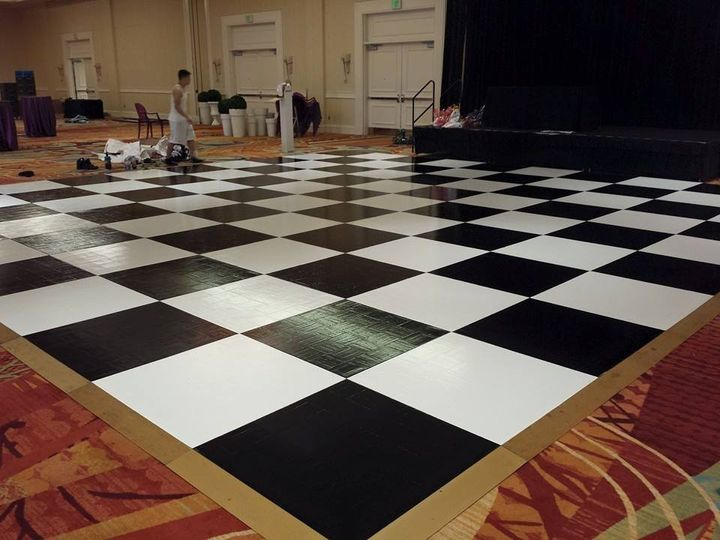 checkeredfloormonogram