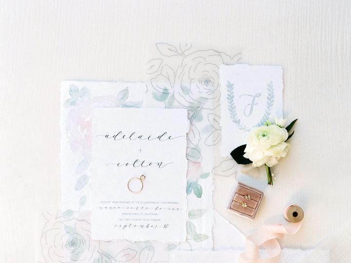 Tmx 1511839658989 Chantestyled 80 Chapel Hill wedding invitation