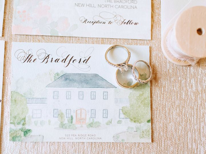 Tmx 1511911175906 Danajustin 13 1 2 Chapel Hill wedding invitation