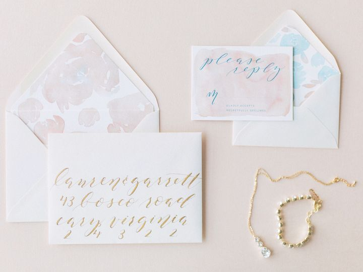 Tmx 1511911291977 Envelopes And Reply   Edit 2 Chapel Hill wedding invitation