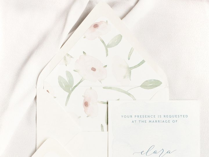 Tmx 1511911691695 Rutherfordfull Suite Chapel Hill wedding invitation