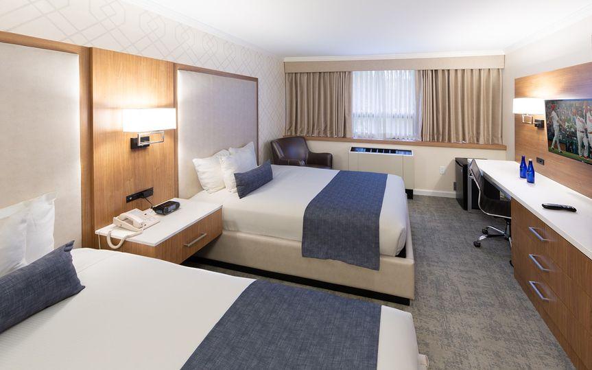 Double Deluxe Guest Room