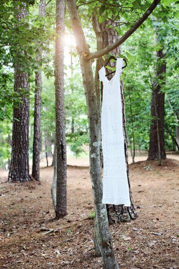 Handmake wedding dress