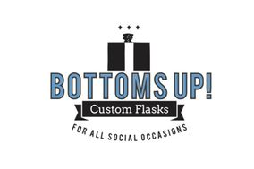 Bottoms Up Custom Flasks