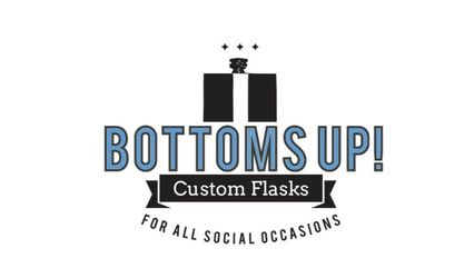 Bottoms Up Custom Flasks