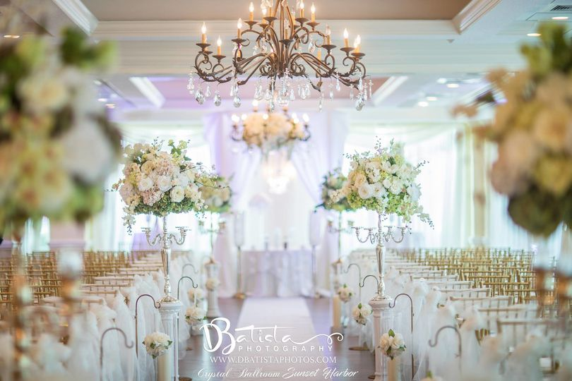 Crystal Ballroom At Beach Place Venue Fort Lauderdale