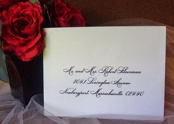 Tmx 1359063476200 Calligphoto Philadelphia wedding invitation