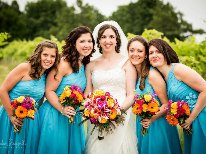 Tmx 1420837686033 Gallo Wedding 344 Rochester wedding florist