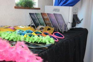Photobooth accessories