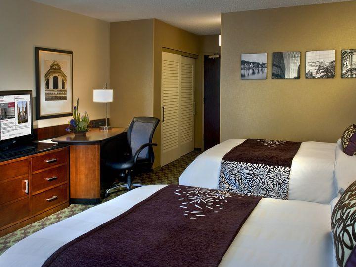 Tmx 1493045048056 Guestroom Double Philadelphia, PA wedding venue