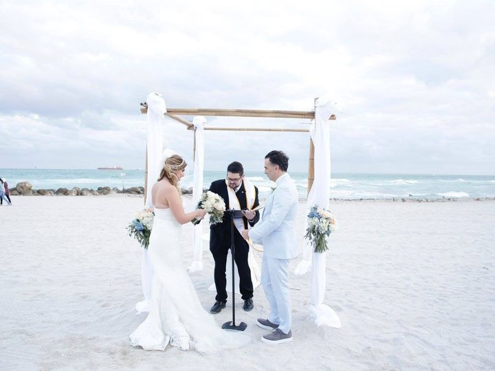 Tmx 1460640275346 11053396102069918167870966829961007572405383o Hialeah, Florida wedding officiant