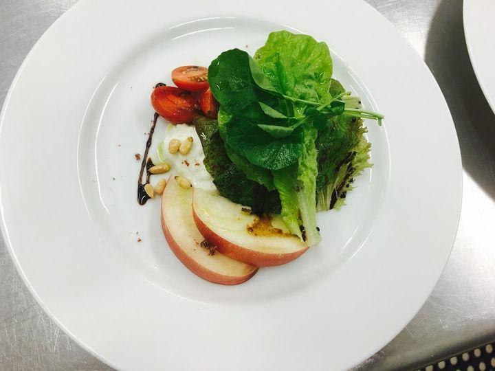 Mozzarella antipasto
