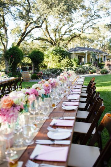 Beautiful Summer Tablescapes