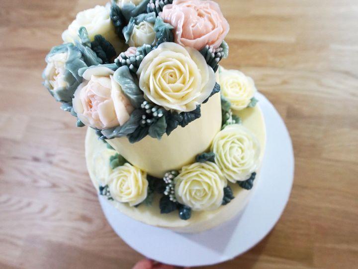 Tmx 1484000899547 Bottom Naked Cake  Ridgewood, New York wedding cake