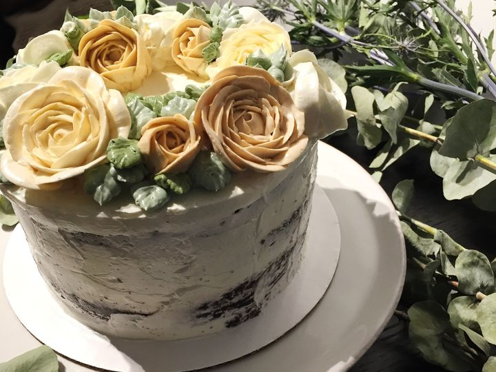 Tmx 1484001017290 Img0932 Ridgewood, New York wedding cake