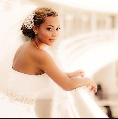 Mrs Adrianne Bosh. Stunning!