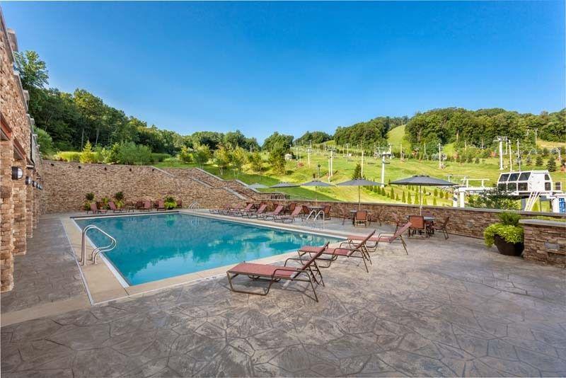 Bear Creek Mountain Resort Venue Macungie Pa