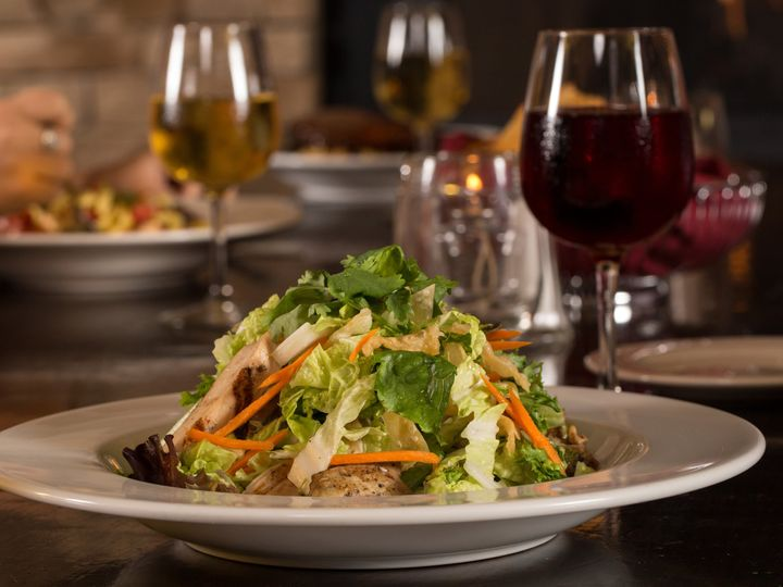 Tmx Asian Chicken Salad The Knot Size 51 10544 Macungie, PA wedding venue