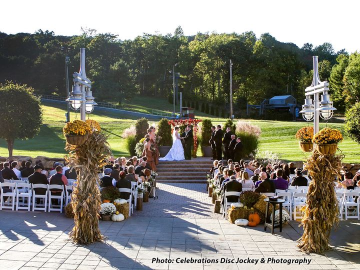 Tmx Lodge Ceremony Outdoor Fall 51 10544 1565368340 Macungie, PA wedding venue