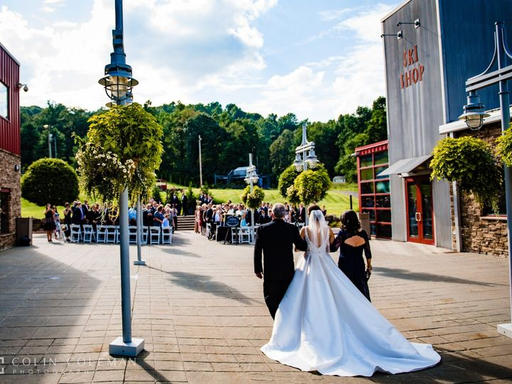 Tmx Lodge Plaza Bride Walking Down Aisle 51 10544 1565368341 Macungie, PA wedding venue