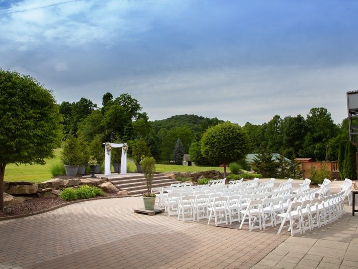 Tmx Lodge Plaza Draping On Arch 51 10544 1565368343 Macungie, PA wedding venue