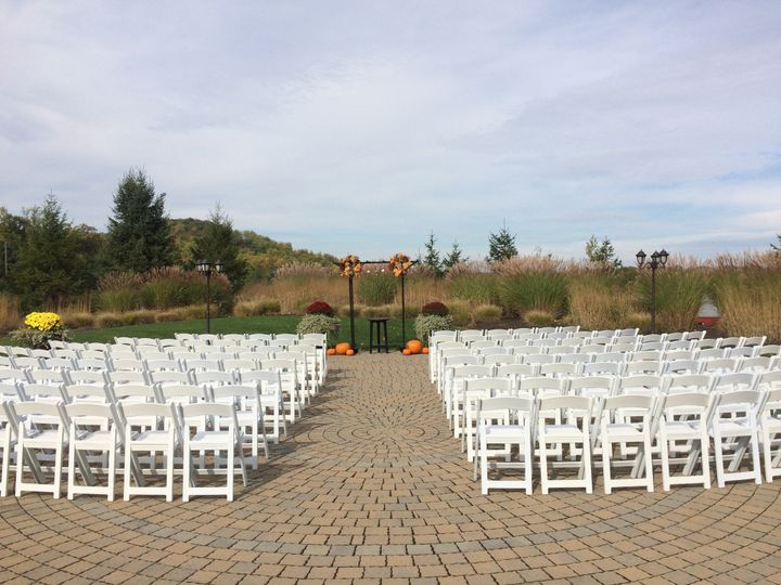 Tmx Woodland Ceremony Fall 2016 51 10544 1565368781 Macungie, PA wedding venue