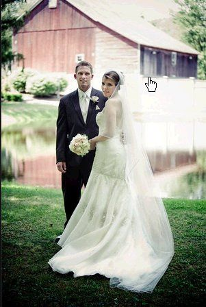 Tmx 1325191175272 Brazon.PetrickBGPondBarnBillCardoni Reeders, Pennsylvania wedding venue