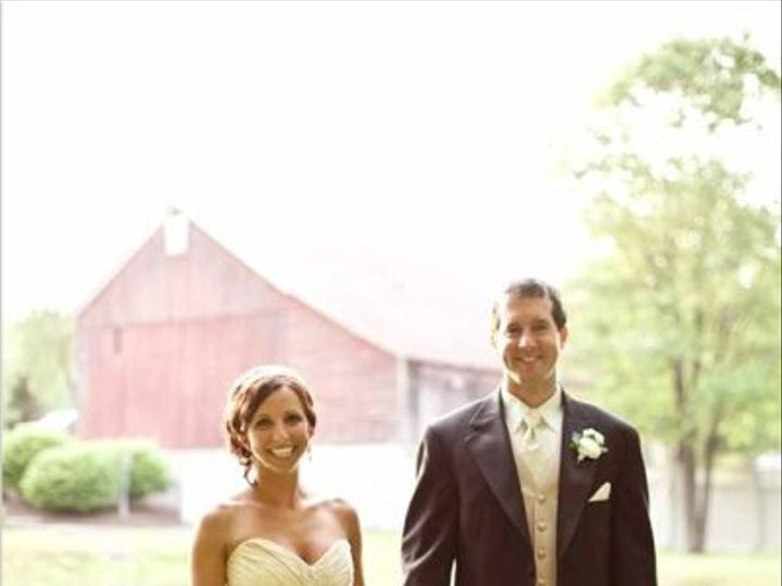 Tmx 1325191196043 Jones.CareyBGbypondbarnbehindBillCardoni Reeders, Pennsylvania wedding venue