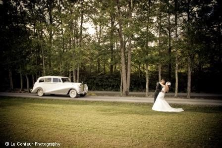 Tmx 1325192416861 BrideGroomDancingwithRollsRoyceLeConteurCompressed Reeders, Pennsylvania wedding venue