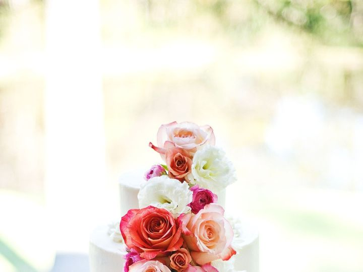 Tmx 1370032034464 Confer.fisk Cake Pinks Oranges   Credit Ri Reeders, Pennsylvania wedding venue