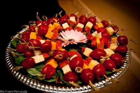 Tmx 1370032724355 Antipasto Skewers   Credit Le Conteur Reeders, Pennsylvania wedding venue