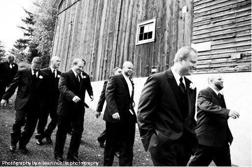 Tmx 1370033168336 Thorn.nauman Groomsmen Walking Credit   Eileen Noelle Reeders, Pennsylvania wedding venue