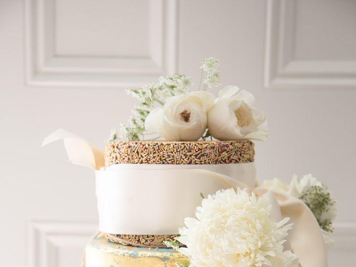 Tmx 1459436442686 Gold Wedding Cake Rockport, ME wedding planner