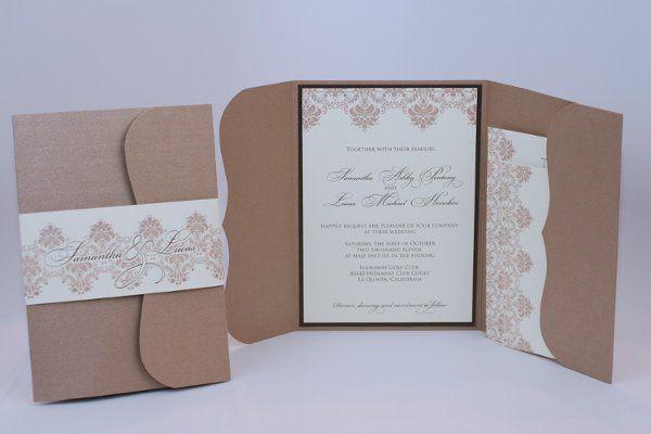 Vintage Elegance Pocketfold Suite