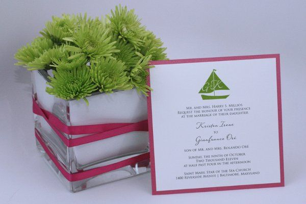 Tmx 1331301014649 Km1 Bernardsville wedding invitation