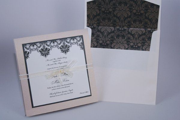 Tmx 1331301020672 Scotto Bernardsville wedding invitation