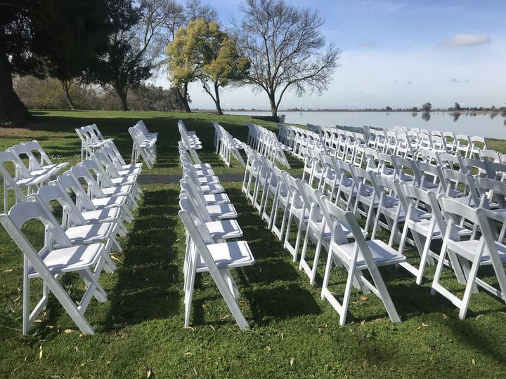Ceremony Seating