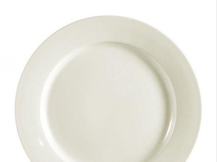 Tmx 1467914696088 Ivory Dinner Plate Merced, CA wedding rental
