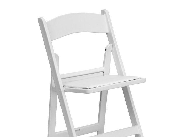 Tmx 1467914806627 White Resin Chair Merced, CA wedding rental