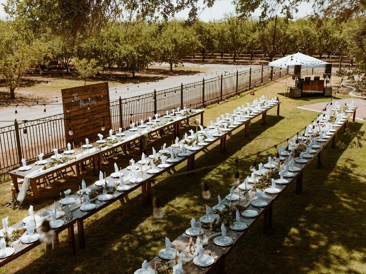 Tmx Backyard Farmtables 51 933544 162320587272322 Merced, CA wedding rental