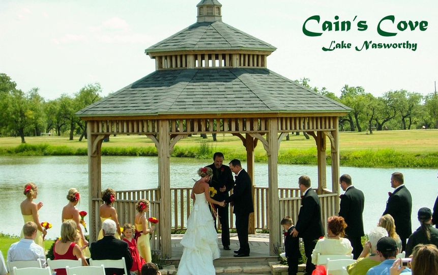 wagner wedding at cains cove 2009