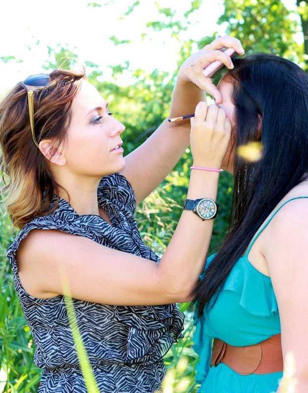 Dani Jo Bellomy Makeup Artistry
