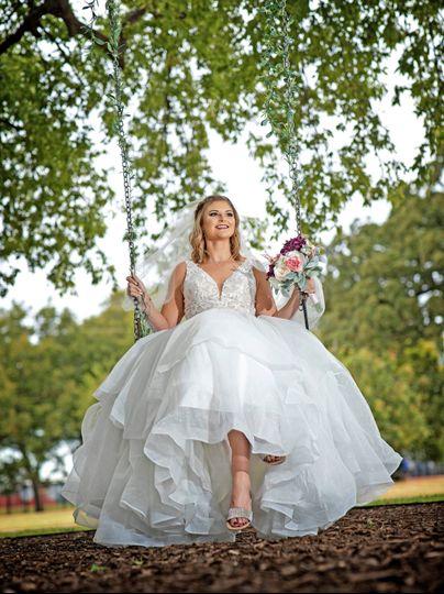 Bridal at Hidden Pines