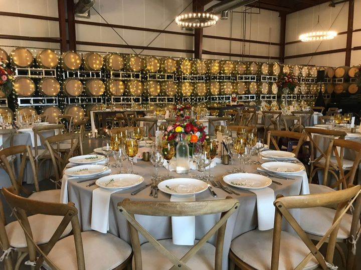 Tmx Reception 2 51 1015544 158569902995419 Morgan Hill, CA wedding venue